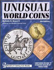 "Digital Book ""UNUSUAL WORLD COINS"" NEW 5TH EDITION - KRAUSE"