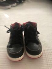 Michael Jordan Kids Toddlers Tennies Shoes Black Size 10C
