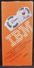 8x IBM Selectric Typewriter 1299095 Correctable Film Ribbon Black