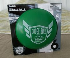 Dodge Ball Green official super skin FRANKLIN 3+6in. Future Champs Youth#64997c2