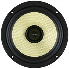 "WOOFER SPL LANZAR OPTI6PM DA 220 WATT RMS 16,50 CM 165 MM 6,5"" CAR DOORS CAR"