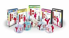 Chinese Kungfu Series International Wushu Competition Routines Series 5Dvds