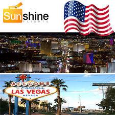 Flug Las Vegas Premium Economy Klasse Comfort Class Direktflug Las Vegas