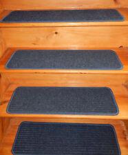 13  Step  9'' x 30''  In/Outdoor Stair Treads Non-Slip Vinyl.