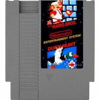 Super Mario Bros. / Duck Hunt Nintendo Entertainment System NES Cartridge *VG