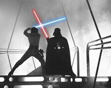 """Mark Hamill / Dave Prowse [Star Wars] 8""""x10"""" 10""""x8"""" Photo 62701"""