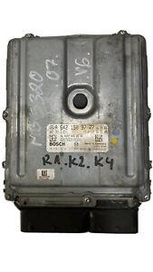 MB S-CLASS W221 320 3,2 CDI V6 ENGINE CONTROL ECU MODULE UNIT BOSCH 6421509777