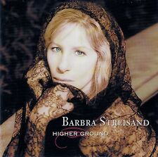 BARBRA STREISAND: Higher Ground/CD (Columbia Col 488532 2) - Top-État