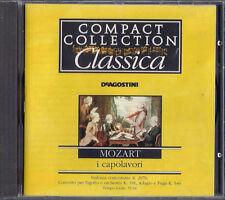 CD - DE AGOSTINI - COMPACT COLLECTION CLASSICA i capolavori - *MOZART *