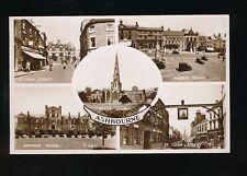 Derbyshire Derbys ASHBOURNE Valentine's Series m/view c1930/40s? RP PPC