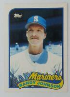 1989 89 Topps Randy Johnson Rookie RC #57T, Expos, Mariners, HOF