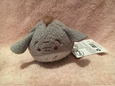 "REAL Disney 3 1/2"" Mini Tsum Tsum EEYORE from WINNIE THE POOH! FROM USA!"