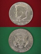 MAKE OFFER $100.00 Face Value Silver 1964 John Kennedy Half Dollars Junk Coins