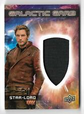 2017  Marvel Guardians of the Galaxy Volume 2 Galactic Garb SM-1 Star-Lord
