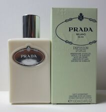 Infusion D'Iris by Prada Milano for Women Hydrating Body Lotion 3.4 oz Brand New