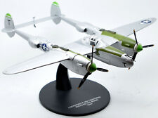 Lockheed P-38J Lightning, Richard Ira Bong, 1944, 1:72 Scale Diecast Model