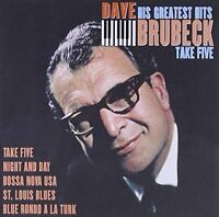 Dave Brubeck Take five-His greatest hits (16 tracks, Sony/Columbia) [CD]