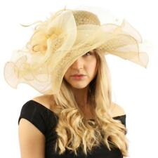 05685d46c68 Sinamay Church Dress Hats for Women