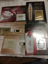 Avon Sample Pack Lot Anew Ultimate Anew Reversalist Power Serum