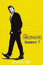 DVD:THE MENTALIST SEASON 7 - NEW Region 2 UK