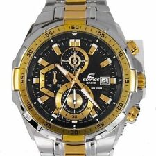 Import CASIO EDIFICE EFR-539SG-1AV CHRONOGRAPH MENS WATCH