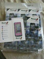 Job Lot Wholesale 8 X Redpepper Waterproof Phone Covers iPhone 5 Pink (049)