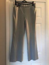 M&S Mid Rise Slim Boot Leg Trousers 14 Long BNWT