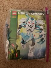 Lego Hero Factory Frost Beast 44010 and 44011 (As Is)