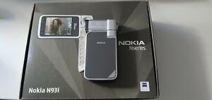 Nokia N93i - Dark plum (Unlocked) Smartphone