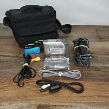 Sony DCR-HC32 Camcorder -  Silver Tested Working