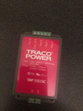 Traco Power TMP 15515C 5V +15V - 15V fuente de alimentación PSU