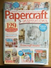 December Monthly 1st Edition Craft Magazines