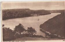 River Fal, King Harrry Passage Cornwall, 1949 Postcard, B344