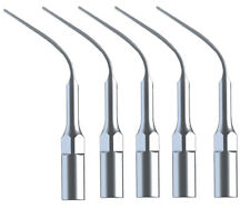 5 PCS Dental Ultrasonic Perio Tips fit EMS/WOODPECKER Scaler Handpiece P3 IT