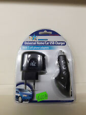 Alimentatore Universale Auto/Casa 12v-24v per Cellulari e Dispositivi USB
