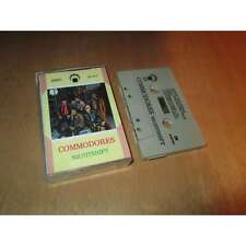 COMMODORES - nightshift - unofficial RARE SAUDI ARABIA IMD TAPE / CASSETTE