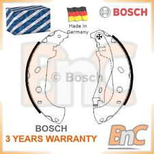 BOSCH REAR BRAKE SHOE SET FOR FIAT OEM 0986487559 9947939