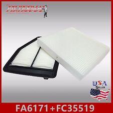 FA6171 FC35519 49031 24815 ENGINE & CABIN AIR FILTER: 2012-15 HONDA CIVIC 1.8L