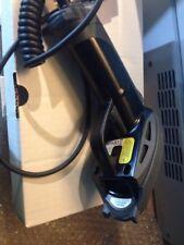 Opticon OPR-3001 Negro USB en espiral hecha en Japón Resistente Escáner De Código De Barras