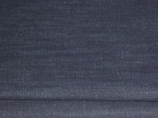 100% COTTON - 12 OZ. DENIM - INDIGO -1.25 METRES -FREE UK POSTAGE