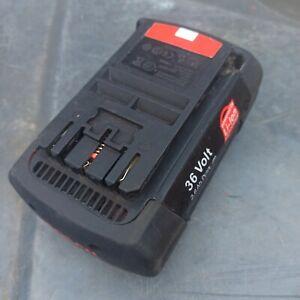 Bosch 36v 2,6Ah LI-ION Battery