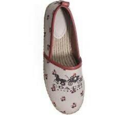6a2c6c00973 Coach Chelsea Brown Womens Shoes Size 7 M Flats.  105.60 New. Coach Ladies  Floral Bloom Espadrille Flats Sz. 10 M