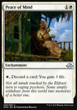 MTG 2x PEACE OF MIND - PACE DELLA MENTE - EMN - MAGIC