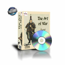 The Art of War by Sun Tzu, a Classic Life Strategy Audio ebook on 1 MP3 CD+PDF