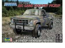Revell 7226 1:24th scale `78 GMC Pickup Big Game Country Pickup Truck