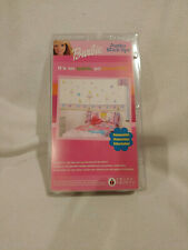 New Barbie Center Stage Ballet Girls Room Jumbo Wall Decal Reusable Stick Ups