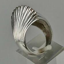 Schönes Schmuck- Design, Ring aus Silber, Grösse 54, Gewicht 7,9 Gr.