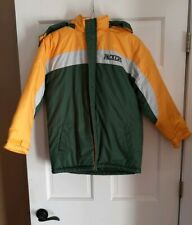 Youth GREEN BAY PACKERS winter Coat Jacket - Sz L LARGE - GREAT CONDITION