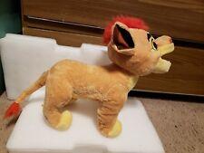 Disney Lion King Guard Kion Simba Interactive Doll Talking Making Sounds Figure