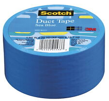 Scotch Duct Tape, 1.88 Inches x 20 Yards, Sea Blue